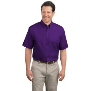 Tall Short Sleeve Easy Care Shirt Thumbnail