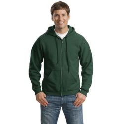Gildan 18600 Heavy Blend™ Full Zip Hooded Sweatshirt Thumbnail