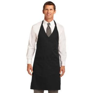 Port Authority A704 Easy Care Tuxedo Apron with Stain Release Thumbnail