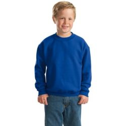 Gildan 18000B Youth Heavy Blend™ Crewneck Sweatshirt Thumbnail