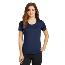 Ladies PosiCharge ® Elevate Scoop Neck Tee Thumbnail