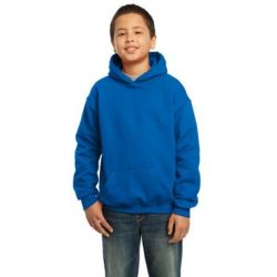 Gildan 18500B Youth Heavy Blend™ Hooded Sweatshirt Thumbnail