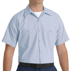 Red Kap SP20 Premium Short Sleeve Work Shirt Thumbnail