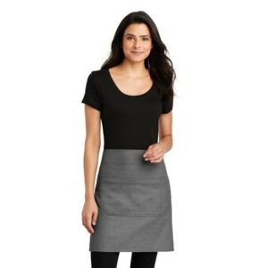 Port Authority A801 Market Half Bistro Apron Thumbnail