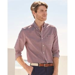 Tommy Hilfiger Style 13H1863 Men's Cotton Gingham Shirt Thumbnail