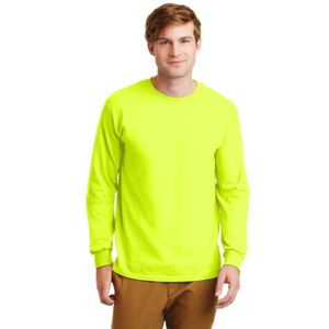 Gildan 2400 Ultra Cotton Long Sleeve T-Shirt Thumbnail