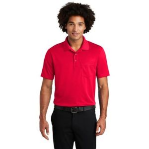 Sport-Tek ST640P ® PosiCharge ® RacerMesh ® Pocket Polo Thumbnail