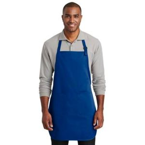 Port Authority A600 Full Length Two Pocket Bib Apron Thumbnail