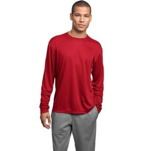 Tall Long Sleeve PosiCharge ® Competitor™ Tee Thumbnail