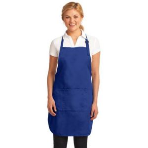 Port Authority A703 Easy Care Full Length Apron with Stain Release Thumbnail