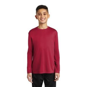 ® Youth Long Sleeve Performance Tee Thumbnail