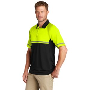 CornerStone® CS423 Select Lightweight Enhanced Visibility Polo Thumbnail